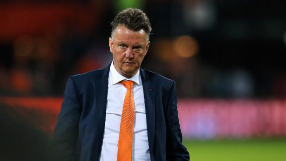 Van Gaal to improve United?