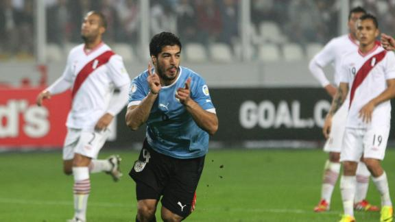 Suarez insists he'll be ready for World Cup