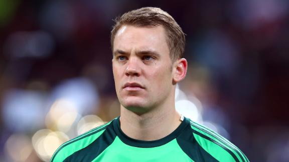 Neuer key to Germany success