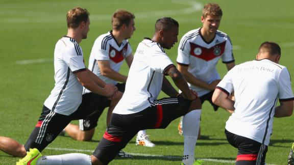 "Germany hoping to ""sail"" to victory"