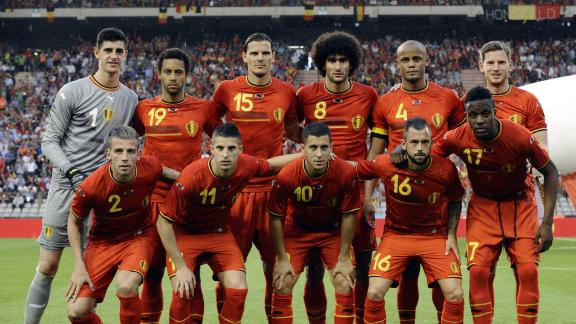 Belgium to march through Group H?