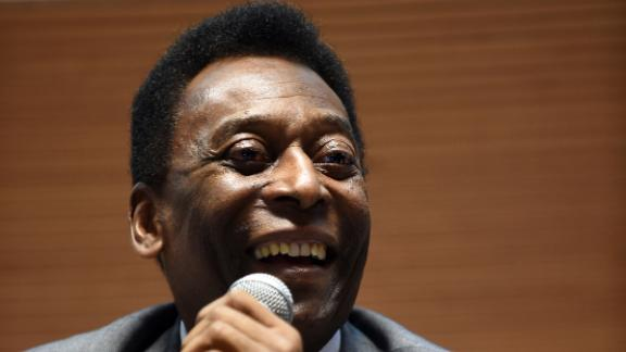 Pele wishing for Brazil-Germany World Cup final
