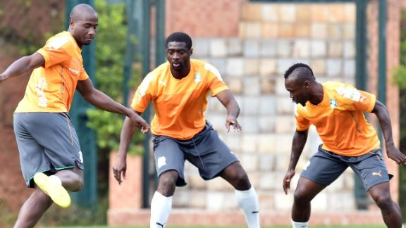 We have the quality to progress - Toure