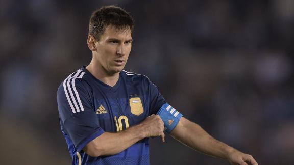#WorldCupRank: 1- Lionel Messi