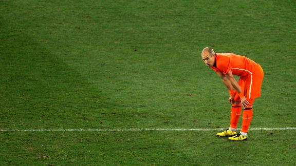 2010 World Cup story: Netherlands