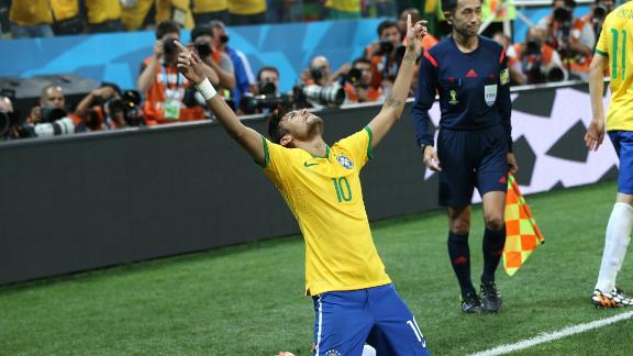 Highlights: Brazil 3-1 Croatia