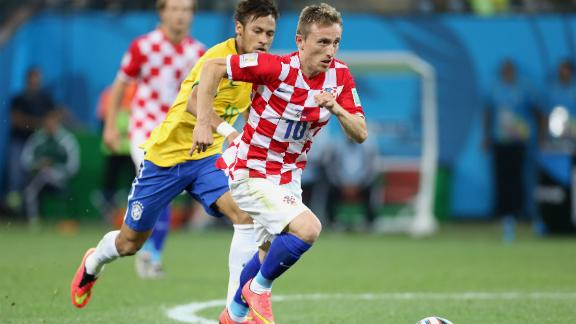 Modric fit to play against Cameroon