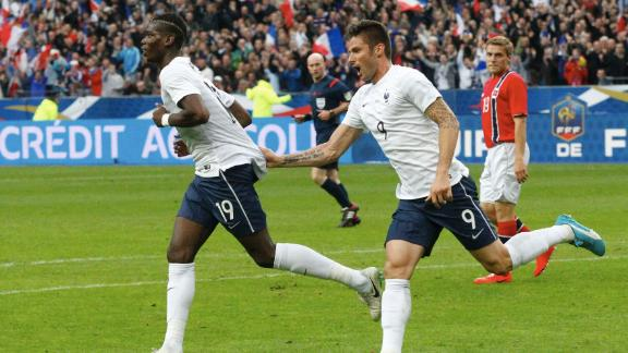 Les Bleus are soul searching