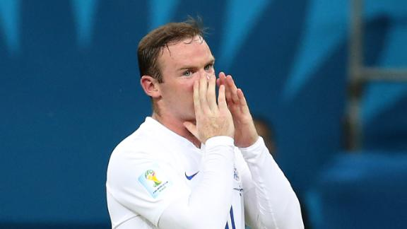 England better off without Rooney?