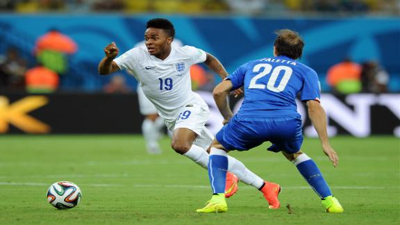 Sterling display gives England hope