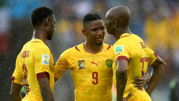 Cameroon look to rebound after loss