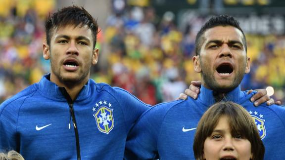 Brazil seek revenge on Mexico