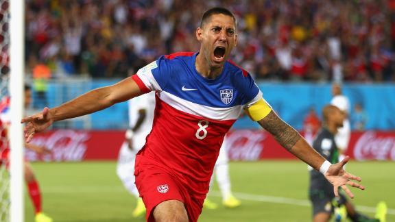 HALF-TIME: Ghana 0-1 United States