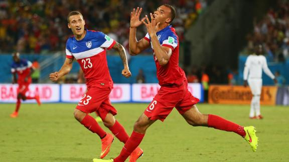 HIGHLIGHTS: Ghana 1-2 United States