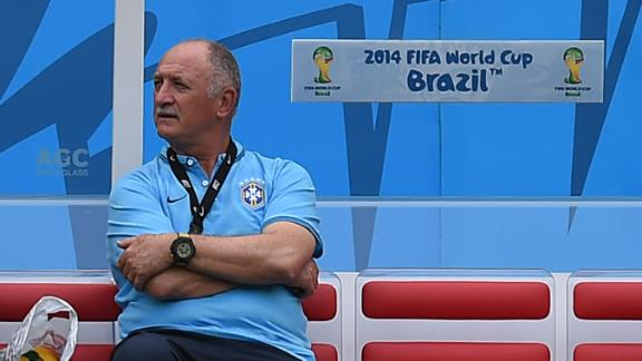 Scolari: We respect Mexico a lot