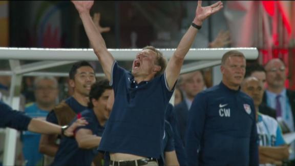 Klinsmann: We have a great spirit