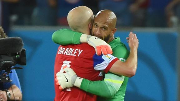U.S. put pressure on Portugal with win