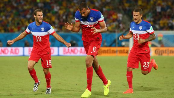 United States avenge past against Ghana