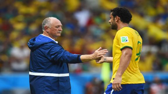 Scolari: It was a well contested match