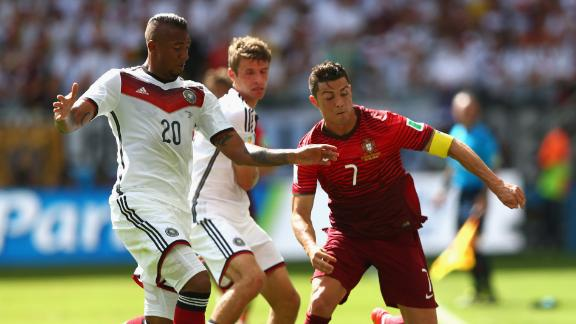 Defensive concerns for Germany