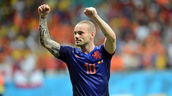 Will the Oranje control group B?