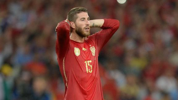 Spain outclassed throughout World Cup