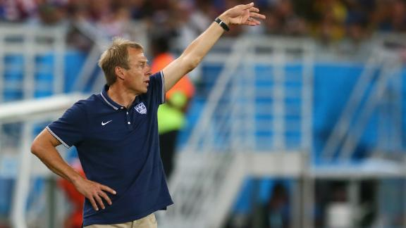 Klinsmann's impact on the U.S.