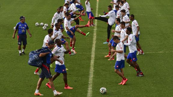 Can Costa Rica succeed against Italy?