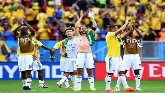 Do Colombia have what it takes?