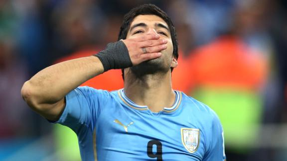 Is Suarez one of the greatest in the world?