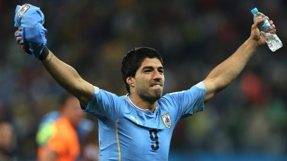 Suarez thankful for all the support