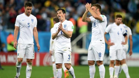 Twellman: England aren't a complete team