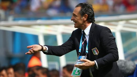 Prandelli: We were too slow