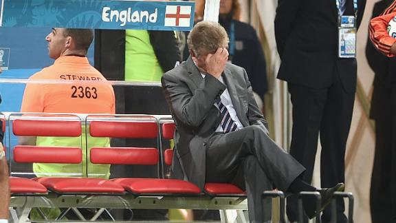 Men in Blazers: England's untimely exit