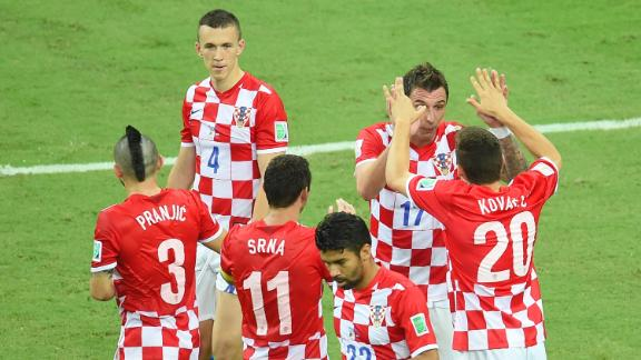 Croatia eager to take on Mexico