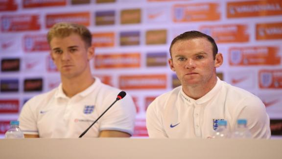 Rooney reflects on World Cup exit