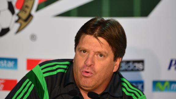 Mexico fully focus on victory