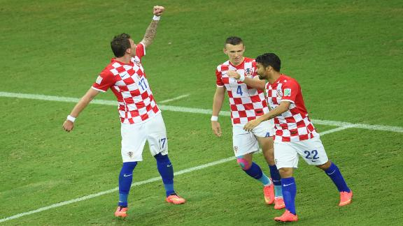 Must-win match for Croatia