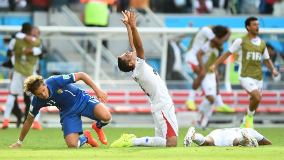 Costa Rica expect tough England match