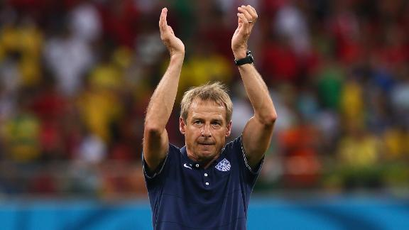 Klinsmann: It was an amazing performance