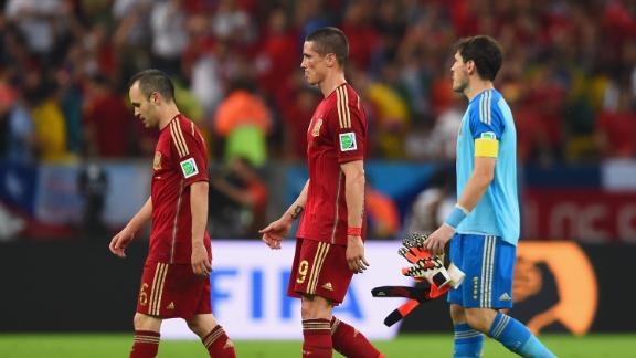 Spain's epoch of dominance comes to a close