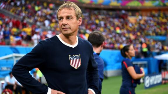 Sympathy for Klinsmann