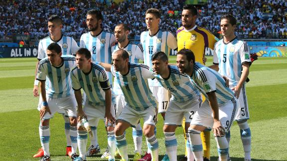 World Cup social: Argentina nothing without Messi?
