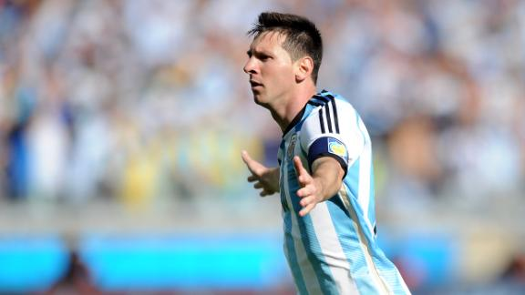 Messi saves the day with moment of brilliance