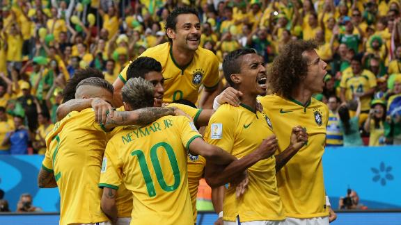 Brazil take Group A top spot
