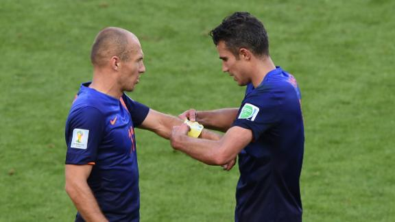 Netherlands a two-man team?