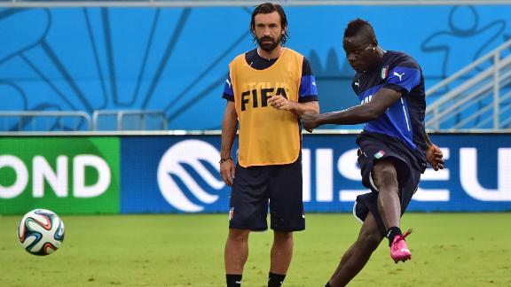 Azzurri not taking Suarez's threat lightly