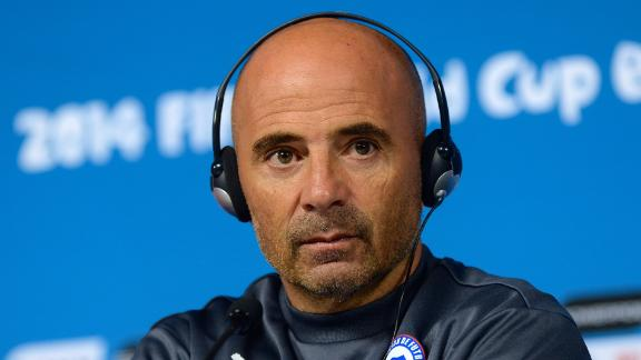 Sampaoli: Dutch made it difficult on us