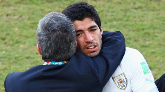 FIFA to come down hard on Luis Suarez?