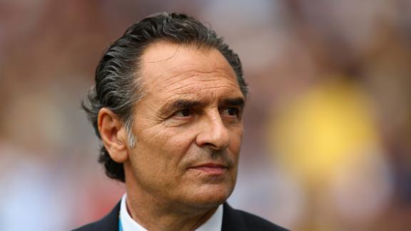 Prandelli resigns as Italian manager